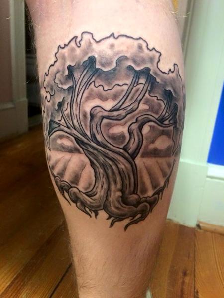 Tattoos - Tree of Life - 122118