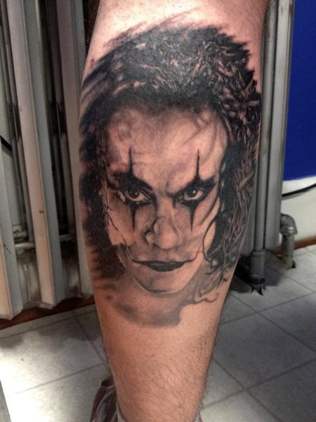 Tattoos - The Crow Portrait - 122119