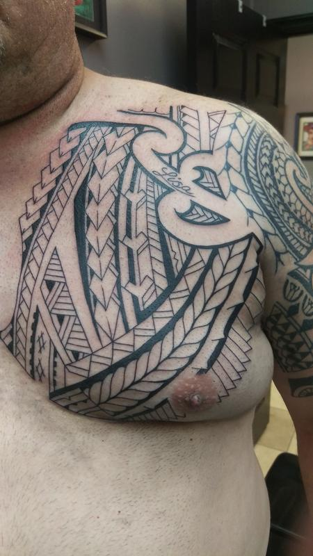 polynesian tribal Design Thumbnail