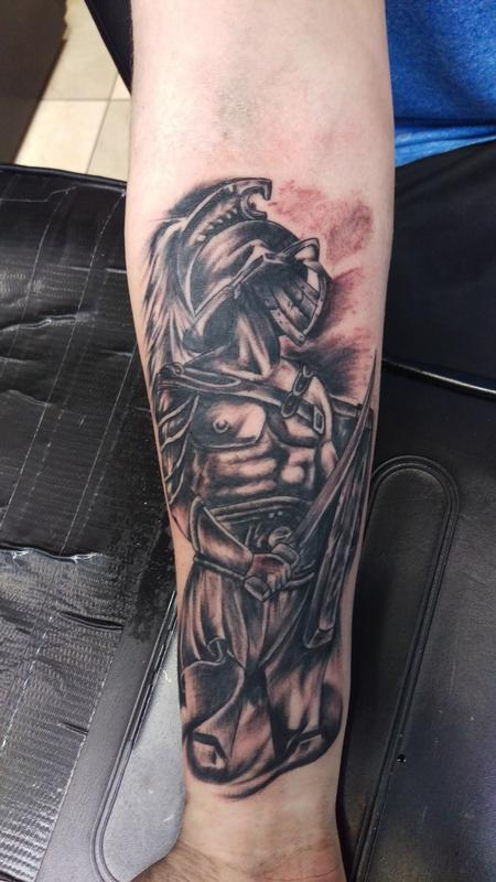 Tattoos - gladiator - 116839