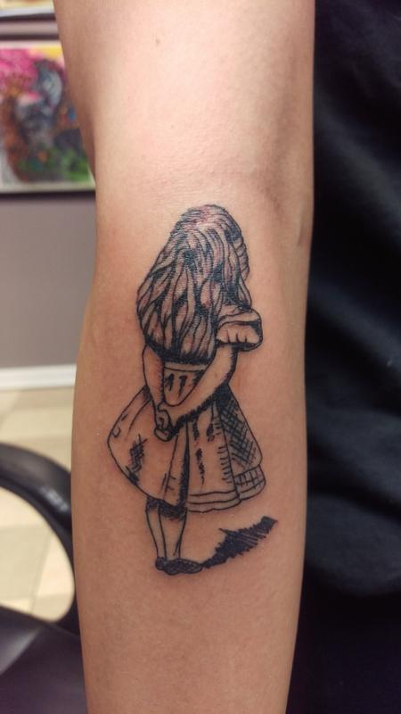 Tattoos - alice - 116840