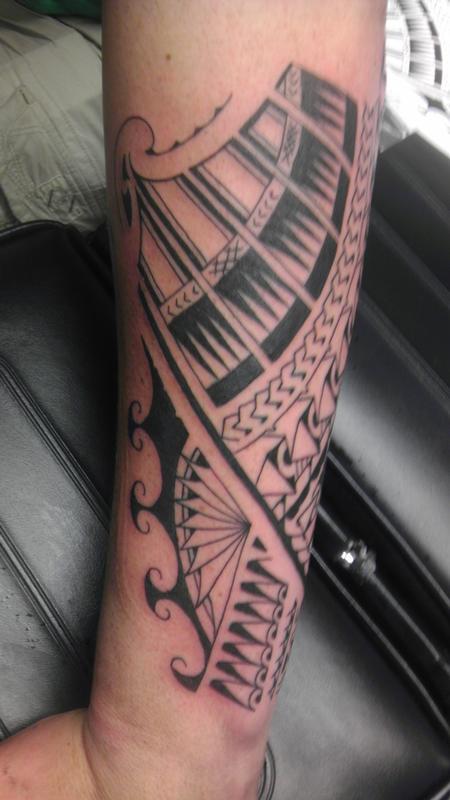 Tattoos - tribal - 91839