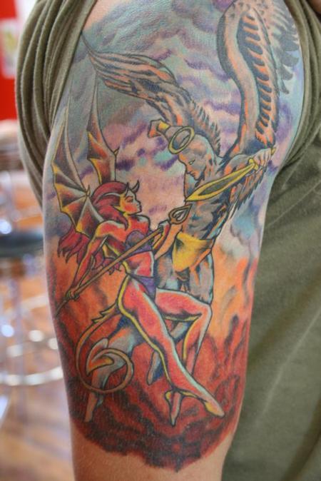Tattoonow for Tortured souls tattoo