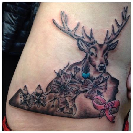 Tattoos - Big Buck - 114249