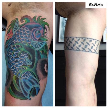 Koi Cover Up Design Thumbnail