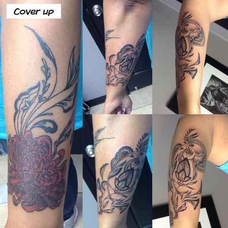 Cover Up Mum Design Thumbnail