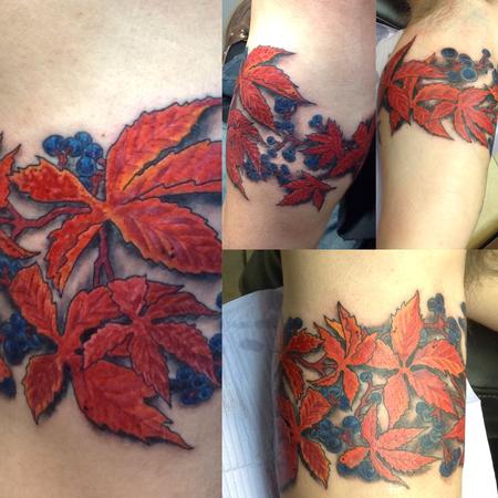 Virginia Creeper Design Thumbnail