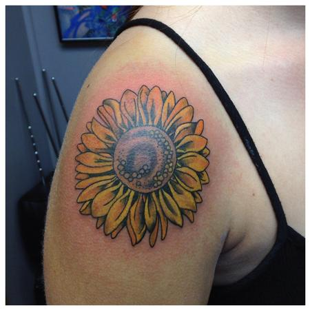 Sunflower  Design Thumbnail