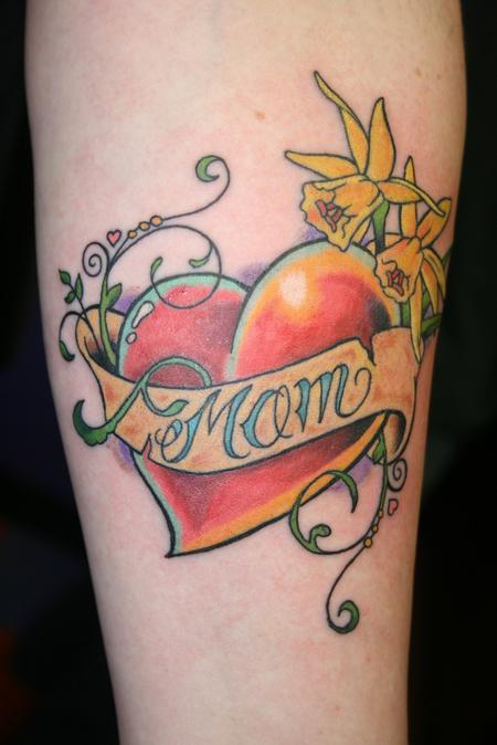 Tattoos - Love - 82615