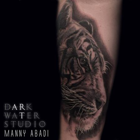Tattoos - Tiger - 112373