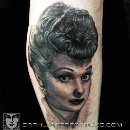 Tattoos - Lucille Ball - 99527