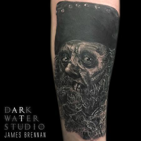 Tattoos - Blackbeard - 117516