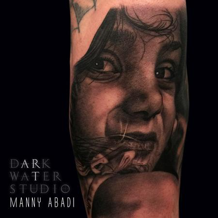 Tattoos - Child Portrait - 116966