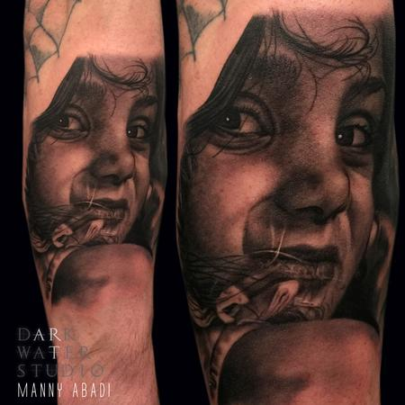 Tattoos - Child Portrait - 116965