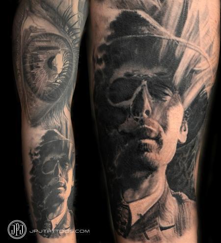 Tattoos - Sleeve in Progress - 114318