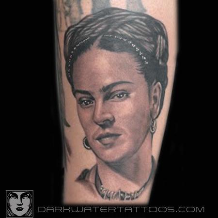 Tattoos - Frida Kahlo - 97606