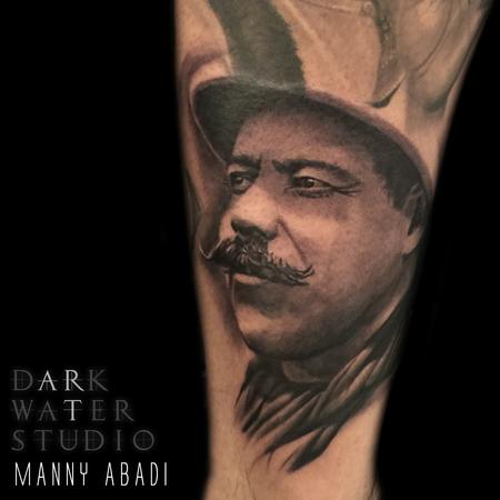 Tattoos - Pancho Villa  - 117493