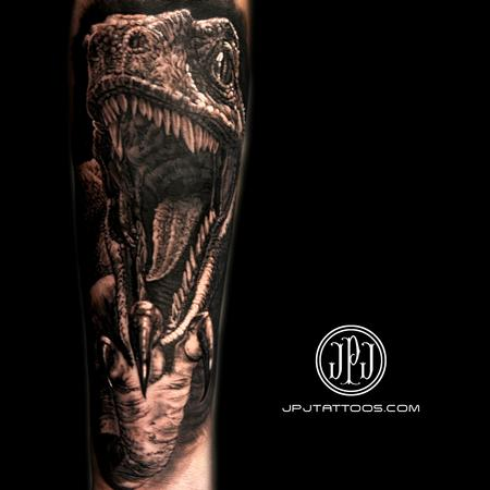 Tattoos - Velociraptor - 106701