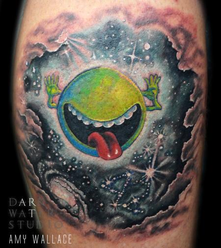 Tattoos - Hitchhiker's Guide to the Galaxy - 125203