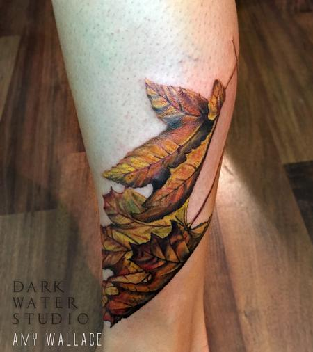 Tattoos - Autumn Leaves - 125205