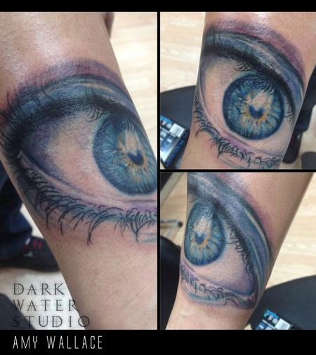 Tattoos - Eye  - 125198