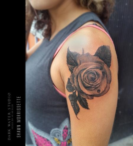 Tattoos - Rose - 127932