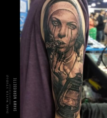 Tattoos - Nun & Latern - 127931