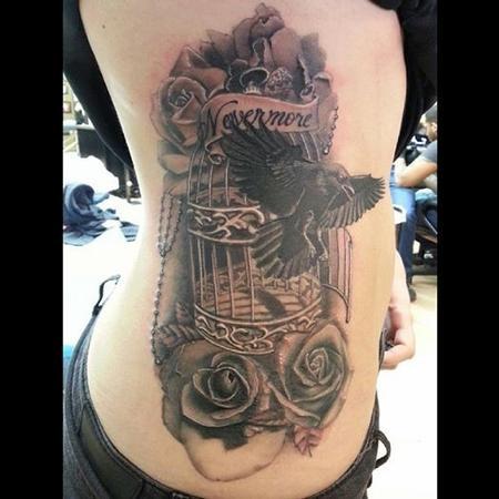 dark waters tattoo