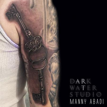Manny Abadi - SKELETON KEYS