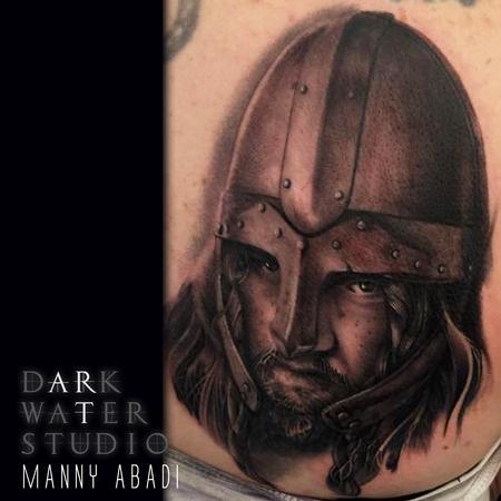 Tattoos - Viking - 109802