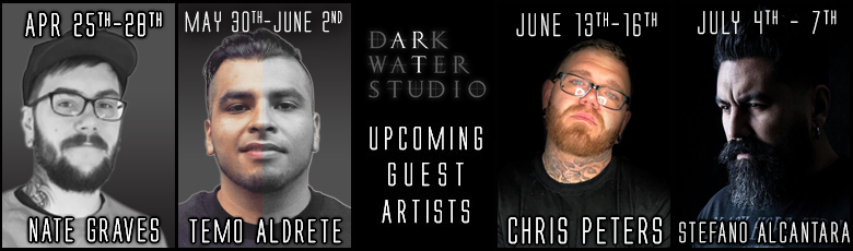Upcoming Guest Artists