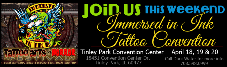 Immersed in Ink Convention