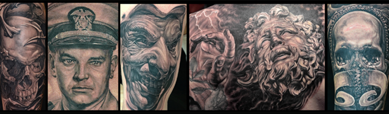 Jose Perez Tattoos