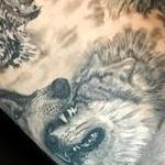 Animal leg sleeve Tattoo Design Thumbnail