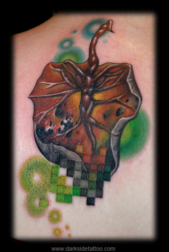 Nick Baxter - Rotting Autumn Leaf Coverup
