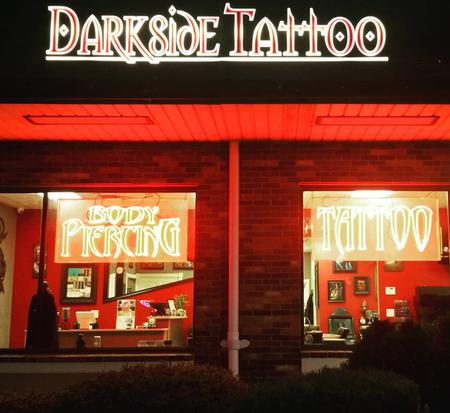 Tattoos - The shop at night - 108148