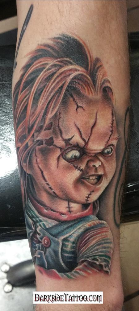 Sean O'Hara - Chucky