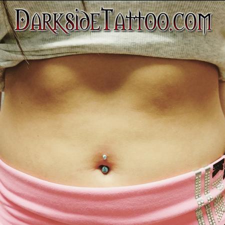 Tattoos - Navel Piercing - 106232