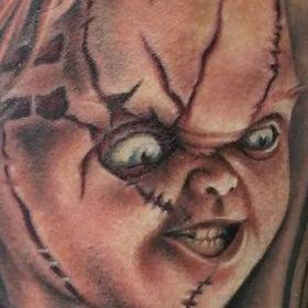 Tattoos - Chucky - 127083