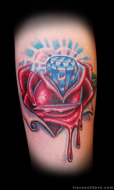 diamond in the vaginal rough by dave barton tattoonow