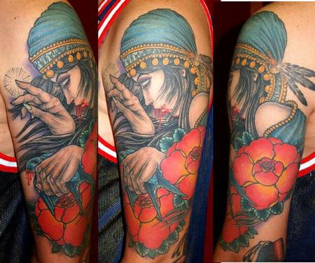 David Chaston - Gypsy Tattoo