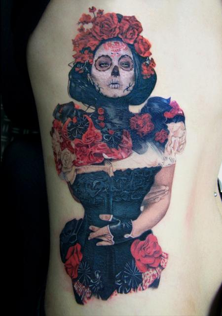 Tattoos - 666 Photography - Summer Muertos - 92177