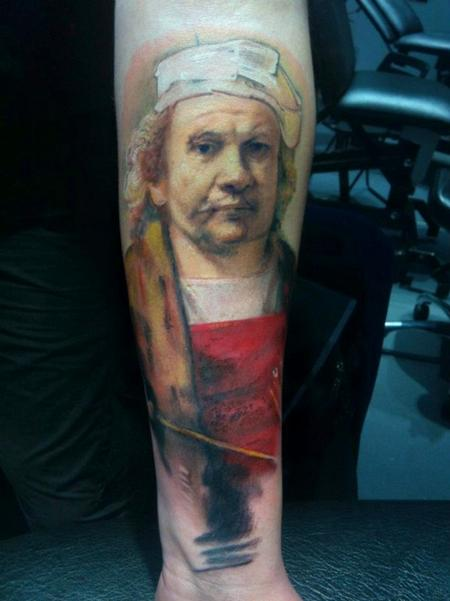Tattoos - rembrandt - 65167