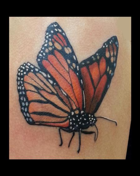 Tattoos - Butterfly - 85624