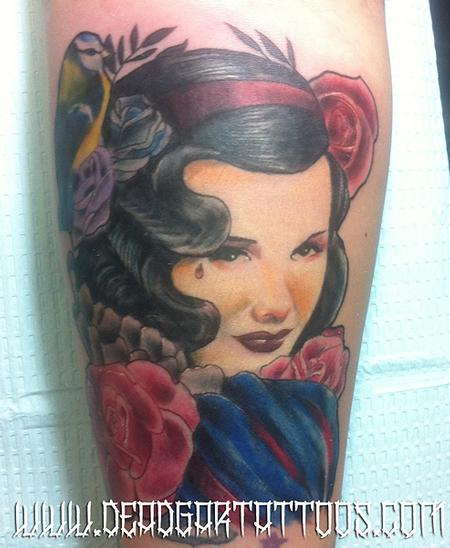 Tattoos - Snow White  - 70827