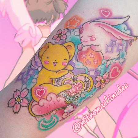 Tattoos - Cute Anime Mashup - 129959