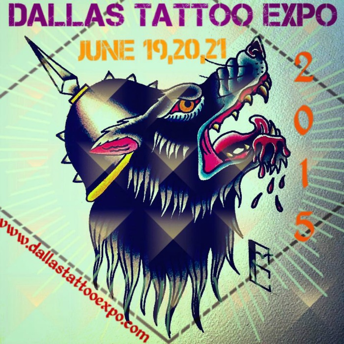Convention dallas art and tattoo expo depiction tattoo for Dallas tattoo convention