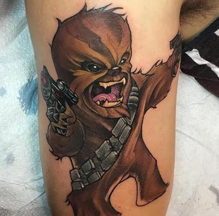 Tattoos - Baby Wookie - 128848