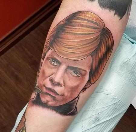 Tattoos - Luke Skywalker - 131838