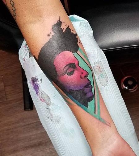 Tattoos - Prince tribute - 129483